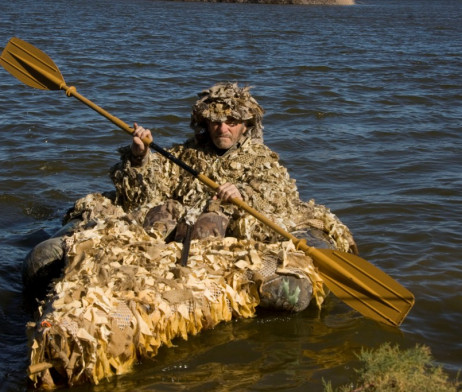 Shaggie Kayak Blind 8ft Rancho Safari
