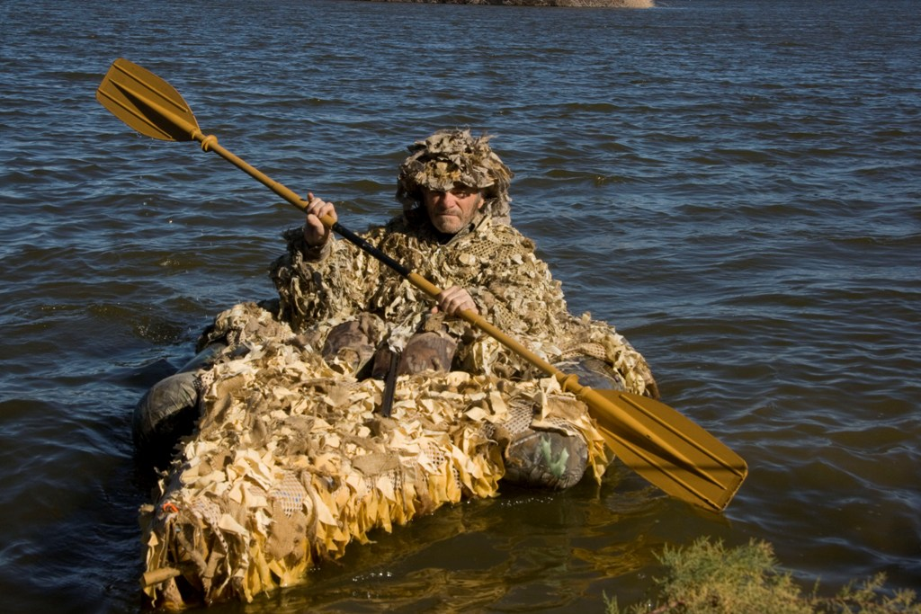 Shaggie Kayak Blind 8ft Rancho Safari
